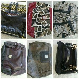 Miche 6-piece Shoulder Bags  (NWOT)
